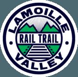 Lamoille Valley Rail Trail logo