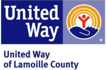 Image of United Way logo with hands Lamoille County